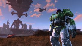 На Bethesda подали в суд из-за Creation Club в Fallout4