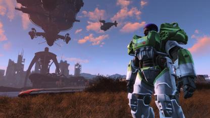 На Bethesda подали в суд из-за Creation Club в Fallout 4