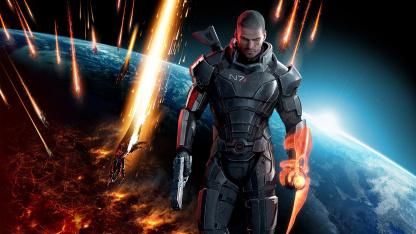 Генри Кавилл тизерит некий секретный проект по Mass Effect