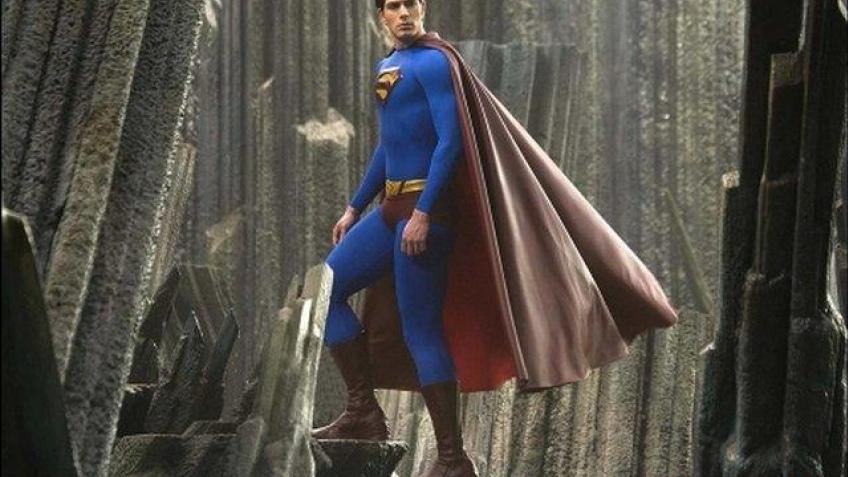 Супермен возвращается