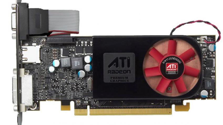 AMD представила еще одну бюджетную видеокарту с поддержкой DirectX 11