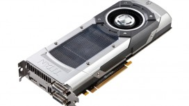NVIDIA анонсировала видеокарту GeForce GTX Titan