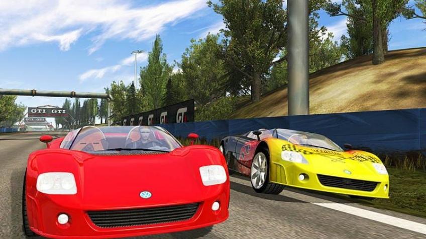 GTI Racing на 'золоте'