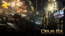 PS Plus в январе принесёт Deus Ex: Mankind Divided и Batman: The Telltale Series