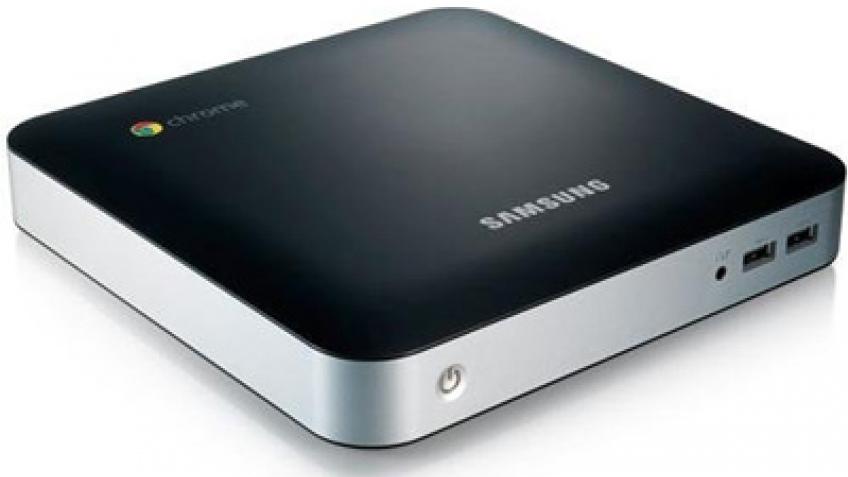 В продажу поступил Samsung Chromebox с Intel Core i5