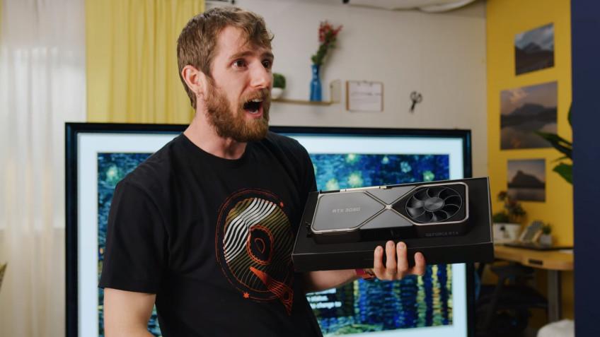 Control в 5К на GeForce RTX 3090 выдаёт около 20 кадров в секунду