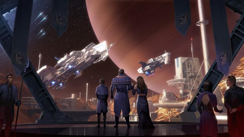 Crusader Kings в космосе: Star Dynasties вышла в ранний доступ