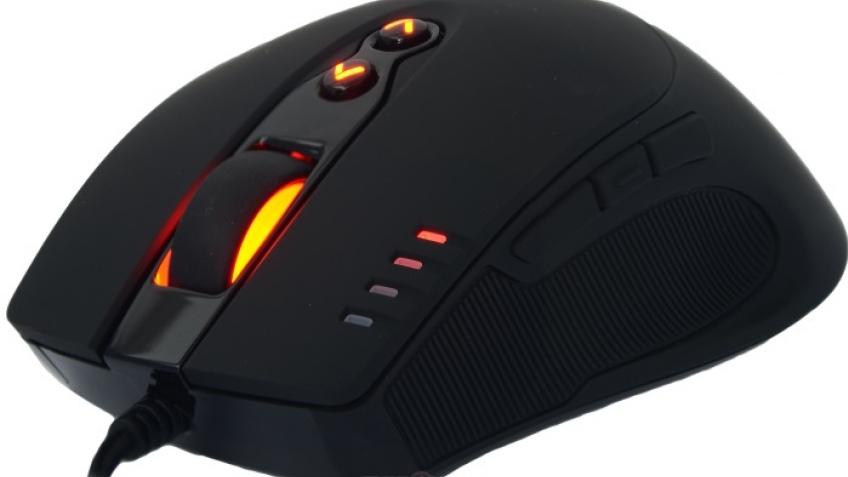 Cooler Master представила игровую мышь Storm Havoc