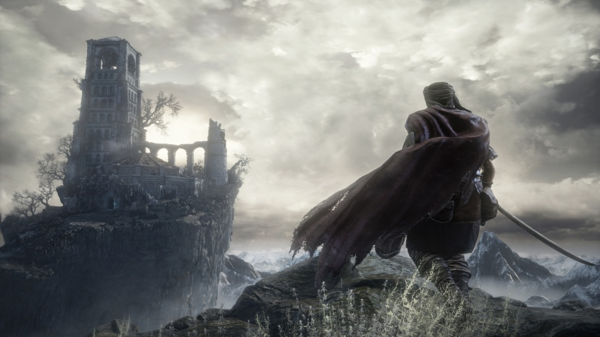 Игрок убил всех боссов в Dark Souls3, не получив урона