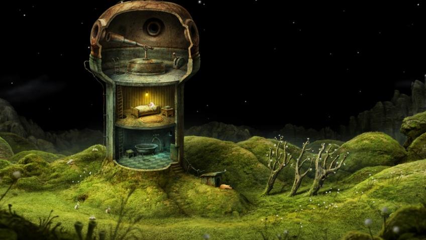 Samorost3 появилась в Steam Greenlight