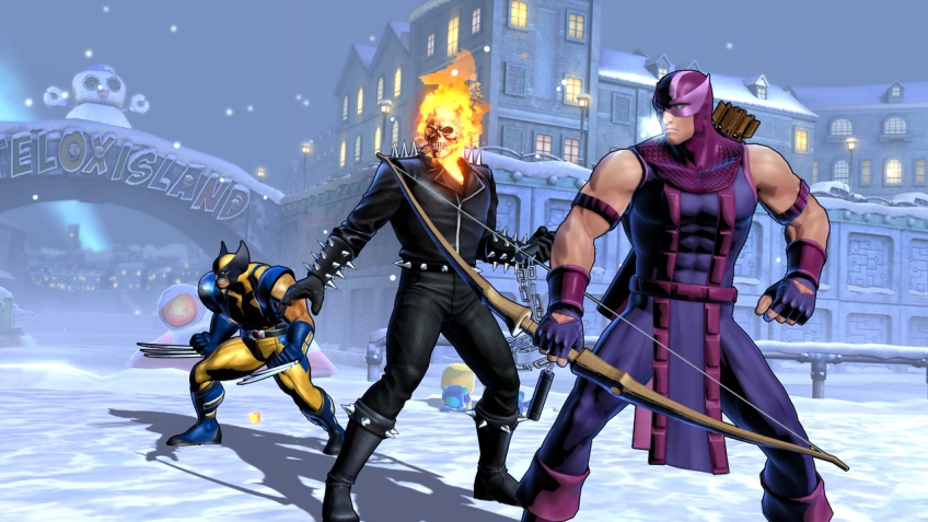 Ultimate Marvel vs. Capcom 3 выйдет на PC и Xbox One в марте