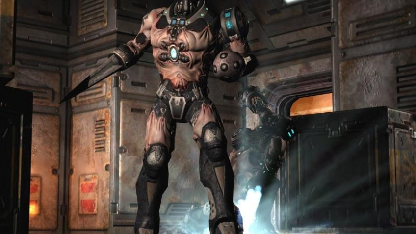 Quake 4 в продаже