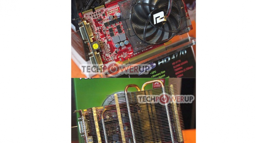 Computex 2009: новые видеокарты PowerColor