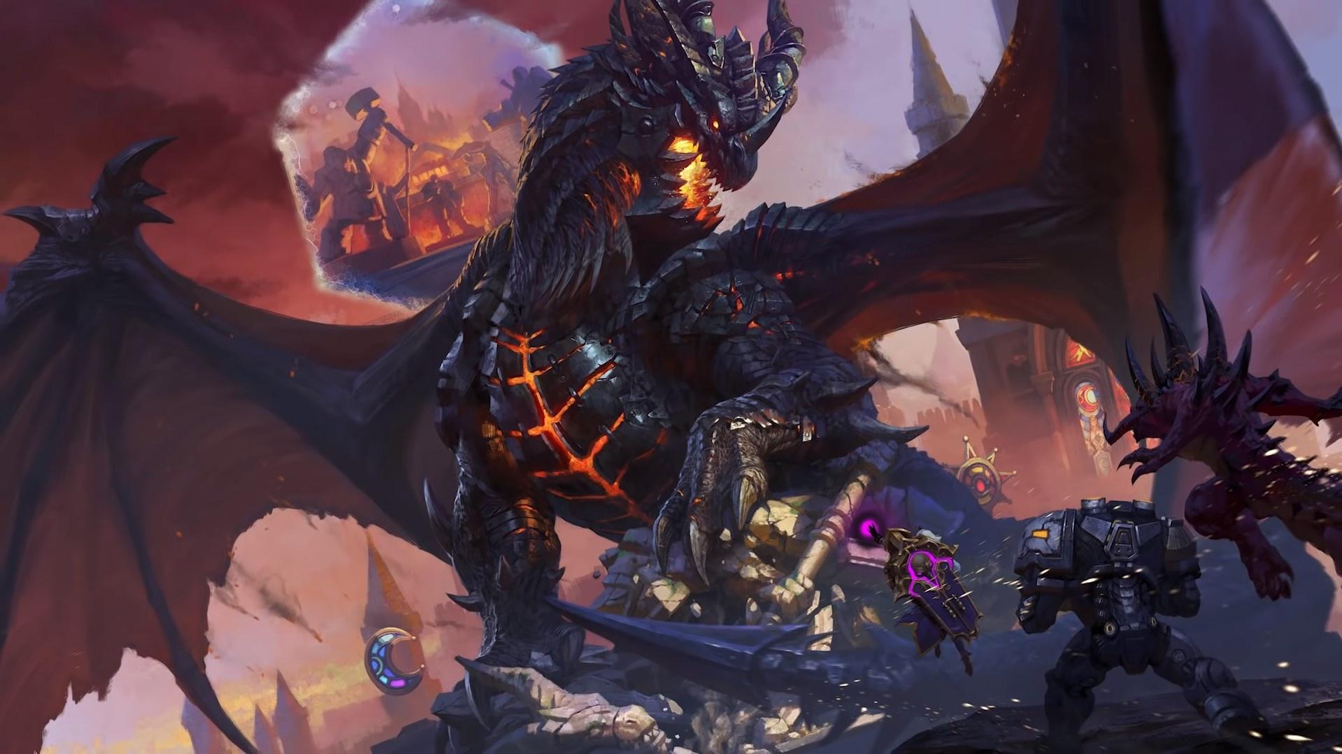 Blizzard рассказала об особенностях Смертокрыла в Heroes of the Storm