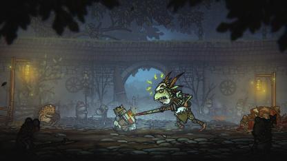 В новом трейлере Tails of Iron показали печальную судьбу принца