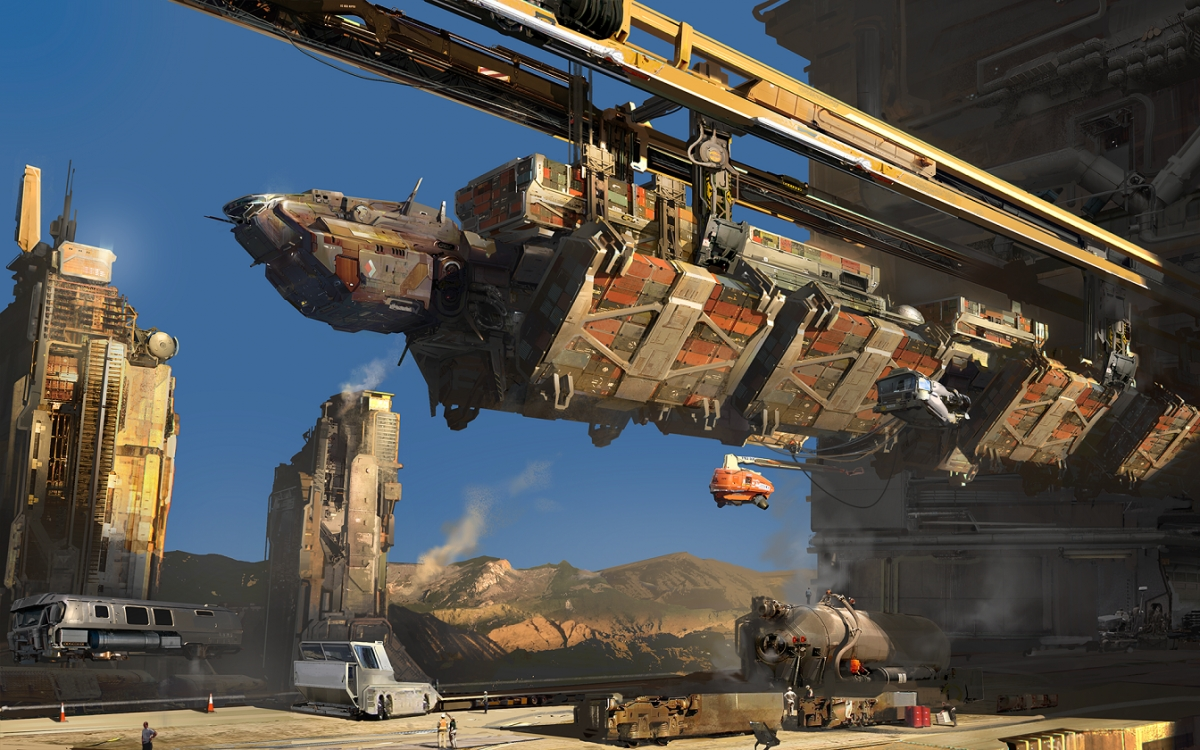 Dreadnought на PS4 получит кооперативный режим Havoc