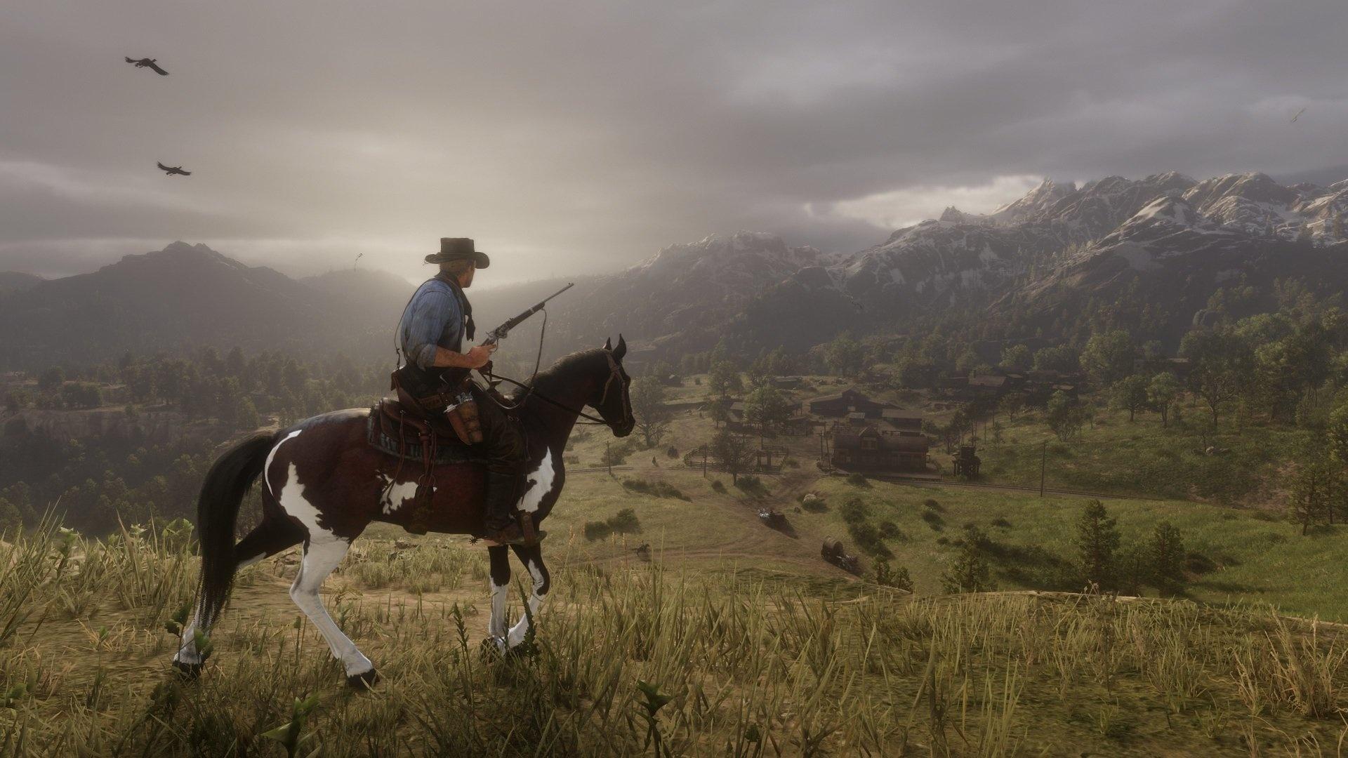 На сайте статистики Red Dead Redemption2 нашли ещё одно упоминание РС-версии