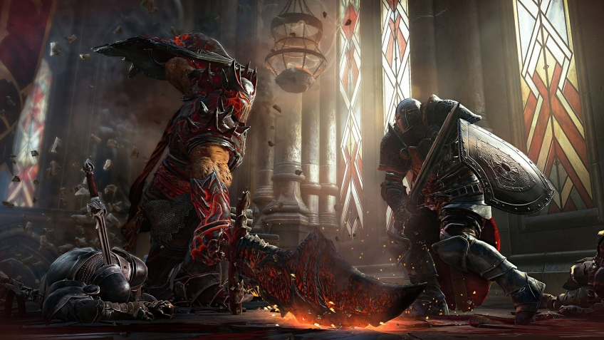 CI Games отстранила Defiant Studios от работы над Lords of the Fallen 2