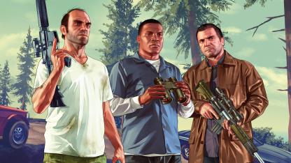 Игрок выбежал на сцену немецкого шоу, желая знать о Grand Theft Auto VI