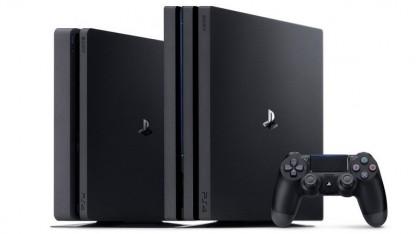 Sony представила новую ревизию PS4 Pro