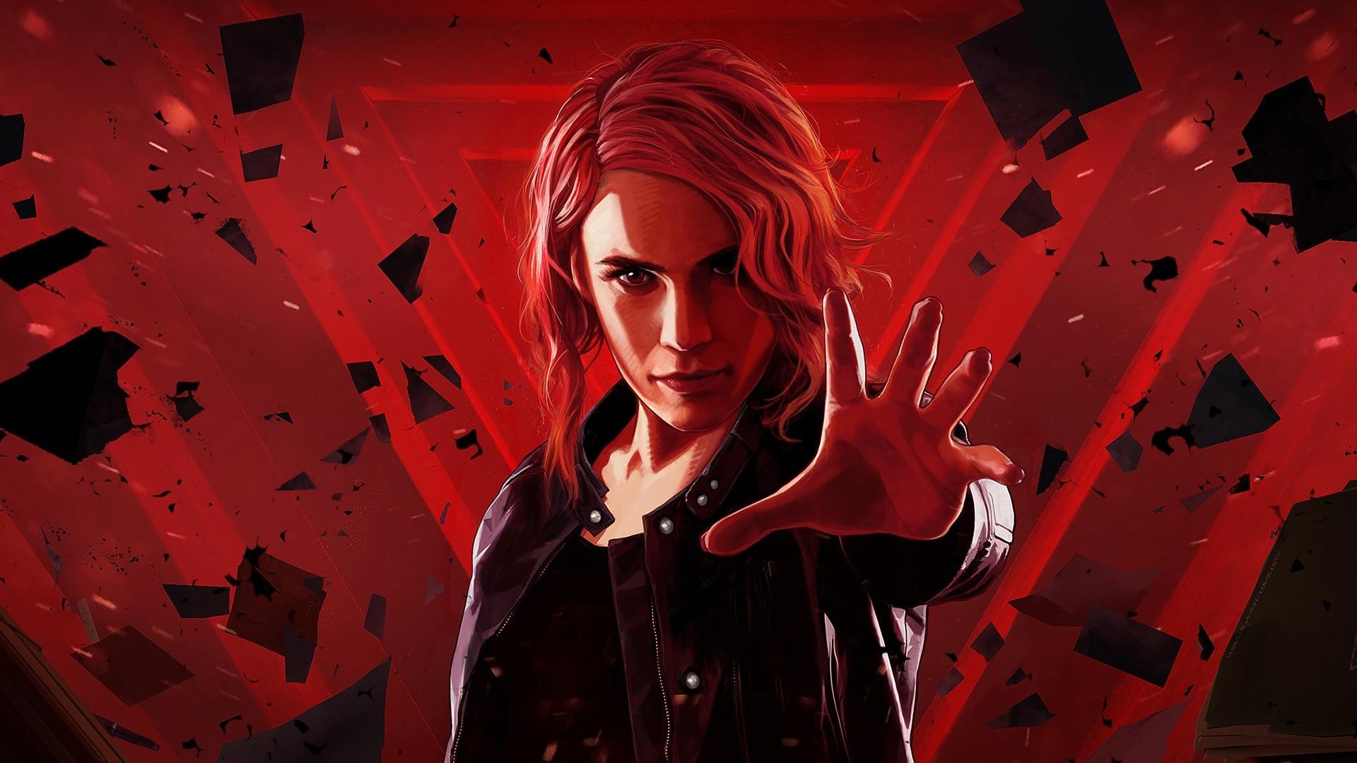 Control выйдет на PlayStation5 и Xbox Series X