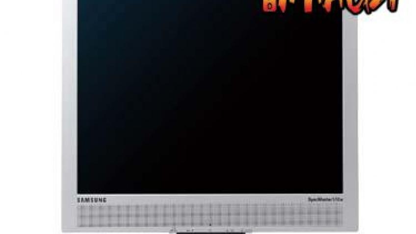 Монитор SyncMaster 510M: дешево и сердито...