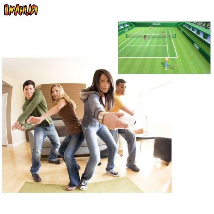 Wii-травмы