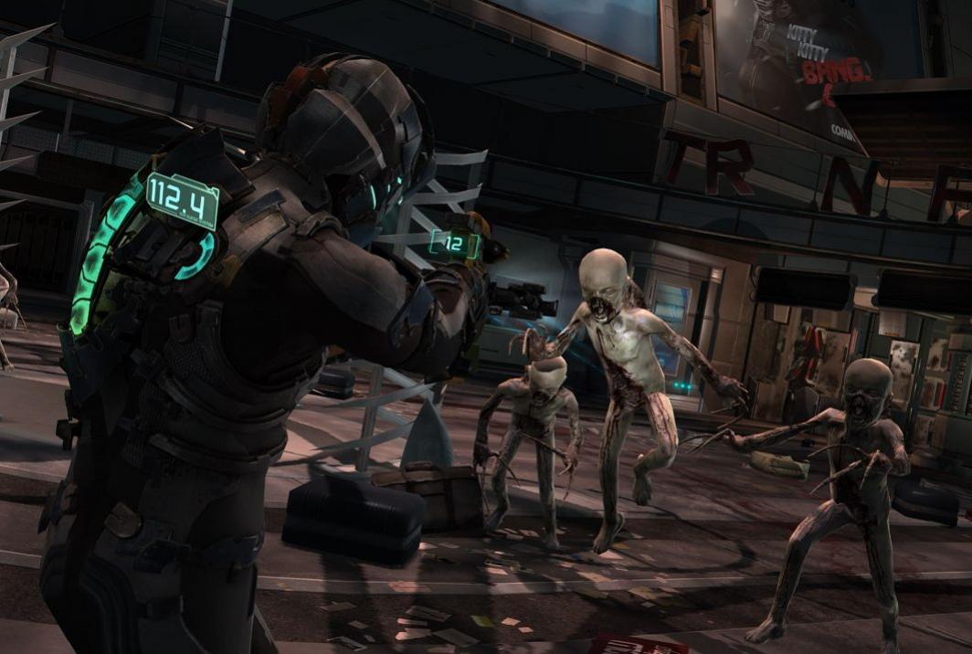 В Dead Space2 можно будет расчленять друзей