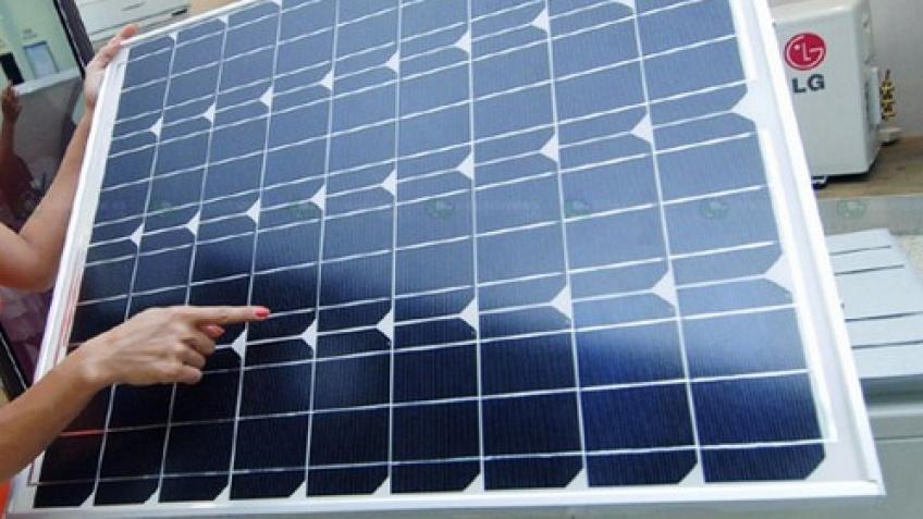 LG представила домашний солнечный аккумулятор
