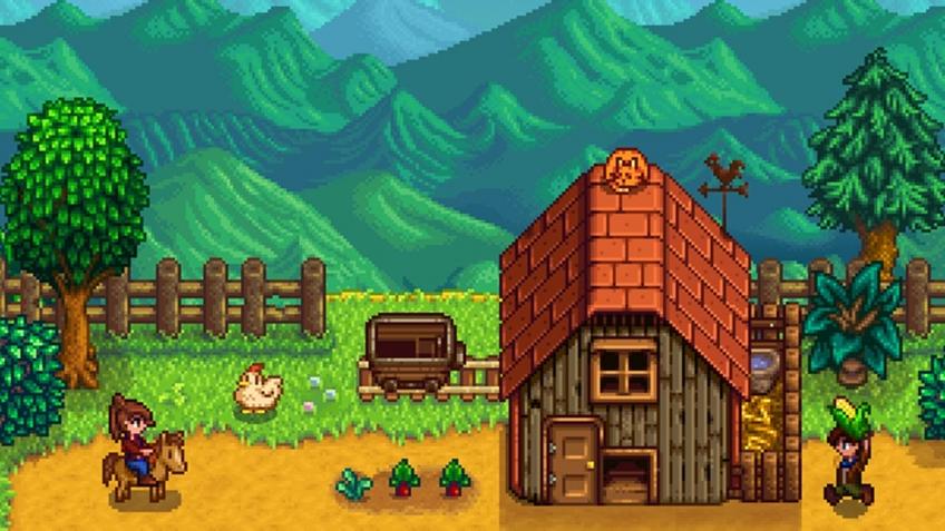 Поиграл в Stardew Valley и купил ферму. История одного американца