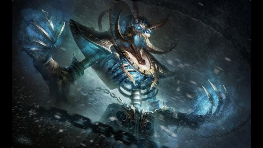 Blizzard закончила воскрешать Кел'Тузада