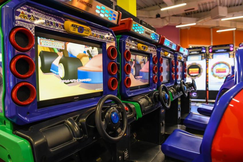 вакансии игровые автоматы москва