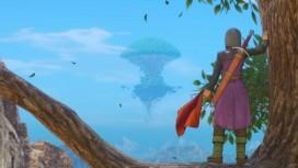В Dragon Quest11 игроки смогут разбивать лагеря и летать на драконах