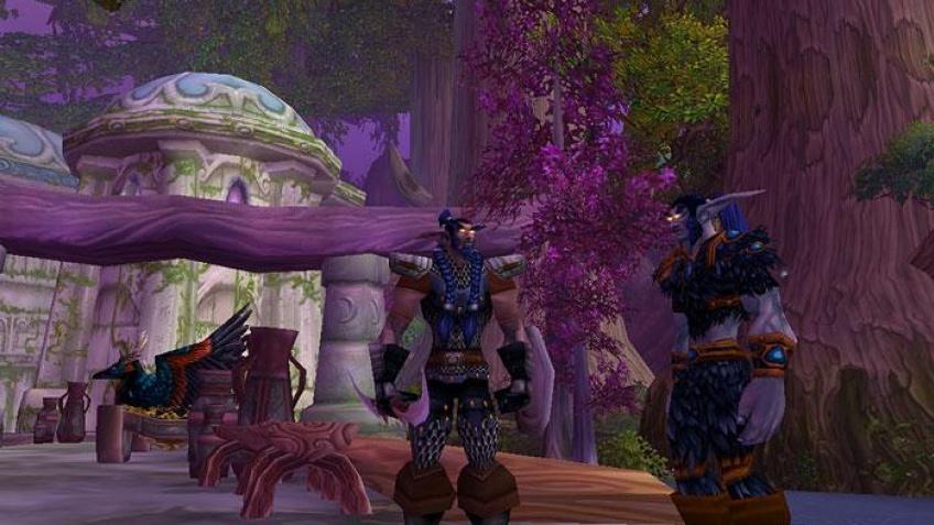 Конец проверок World of Warcraft