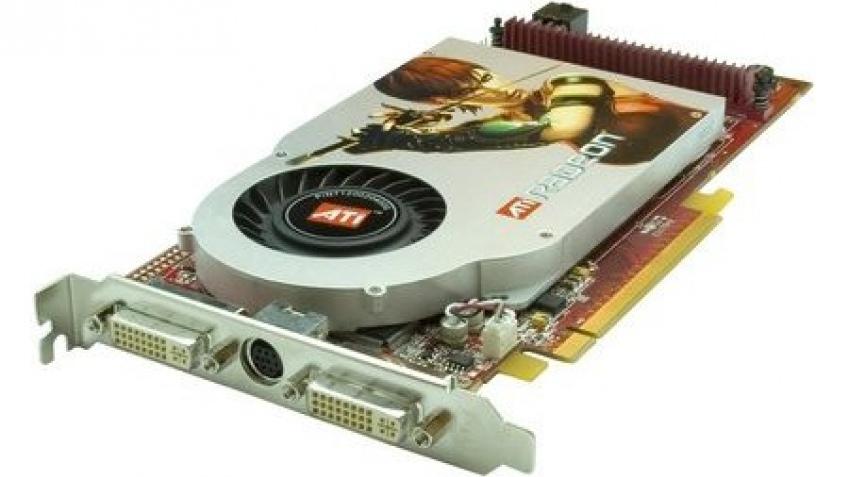 Измененный Radeon X1900 GT