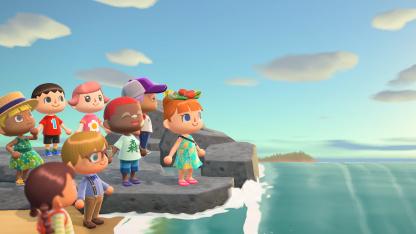 Animal Crossing: New Horizons вновь лидирует в свежем чарте розницы Японии