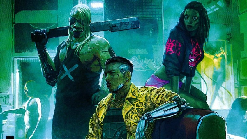 Cyberpunk 2077 получит «как минимум» два сюжетных расширения