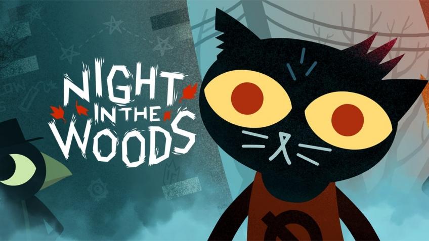 В дополнении к Night in the Woods появились две новые побочные истории