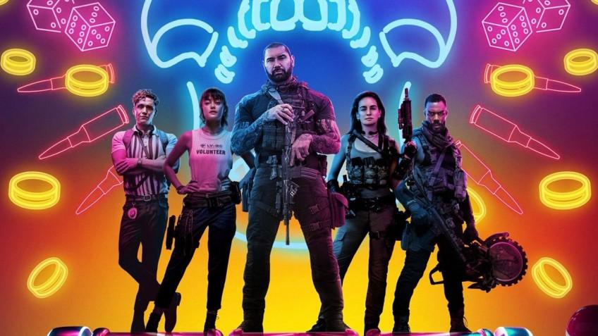 Толпы зомби и Вегас в трейлере «Армии мертвецов» Зака Снайдера