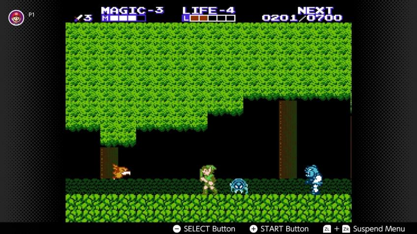 Zelda II: The Adventure of Link появится в подписке Switch Online