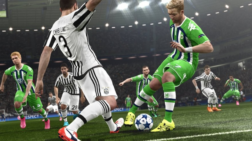Анонсирована бесплатная версия Pro Evolution Soccer 2016