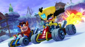 Как Crash Team Racing Nitro-Fueled выглядит и работает на PS4, Xbox One и Switch?