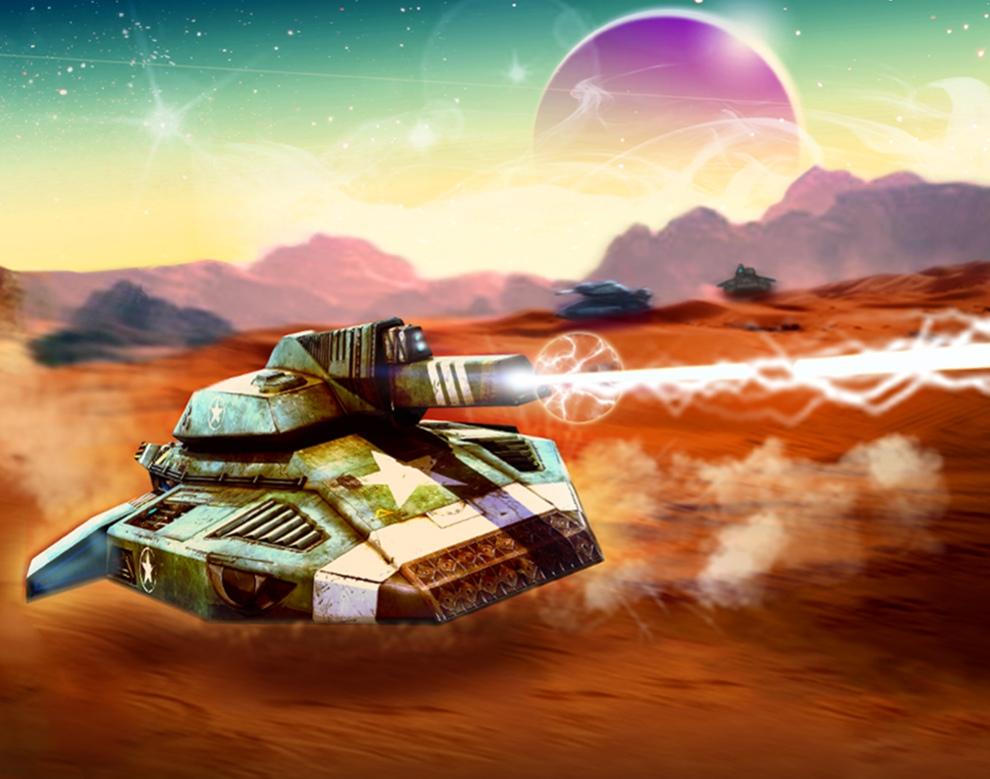 В Steam вышла обновленная версия Battlezone
