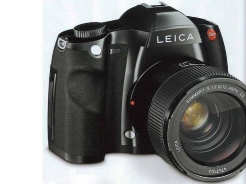 Leica S2:37 мегапикселей в кадре