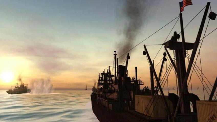 Подводная лодка готова к походу