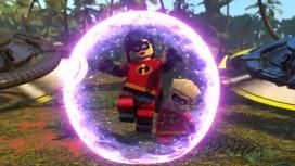 Семья Парр готовится к командной работе в LEGO The Incredibles