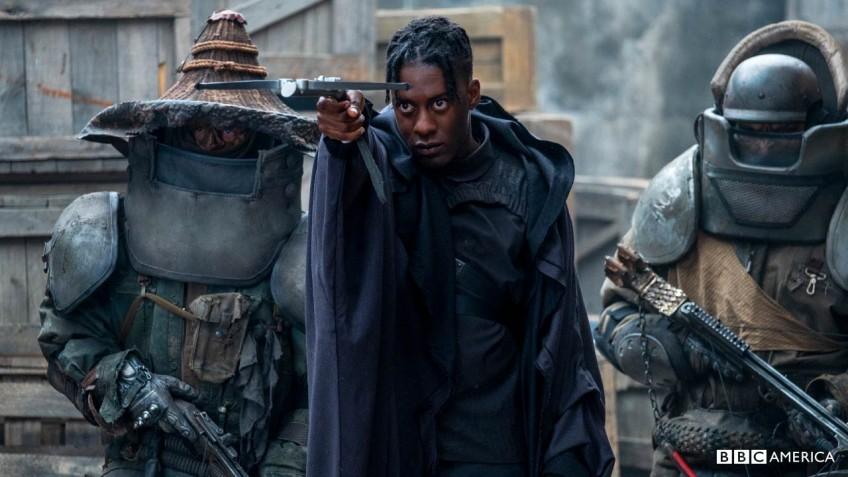 BBC опубликовала выпустила в сеть первые кадры сериала «Стража»