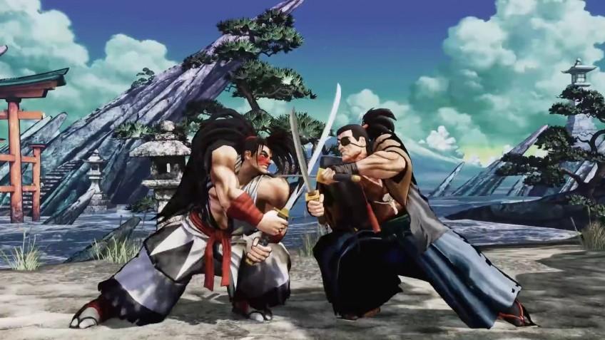 Авторы Soulcalibur VI представили нового персонажа, Хаомару