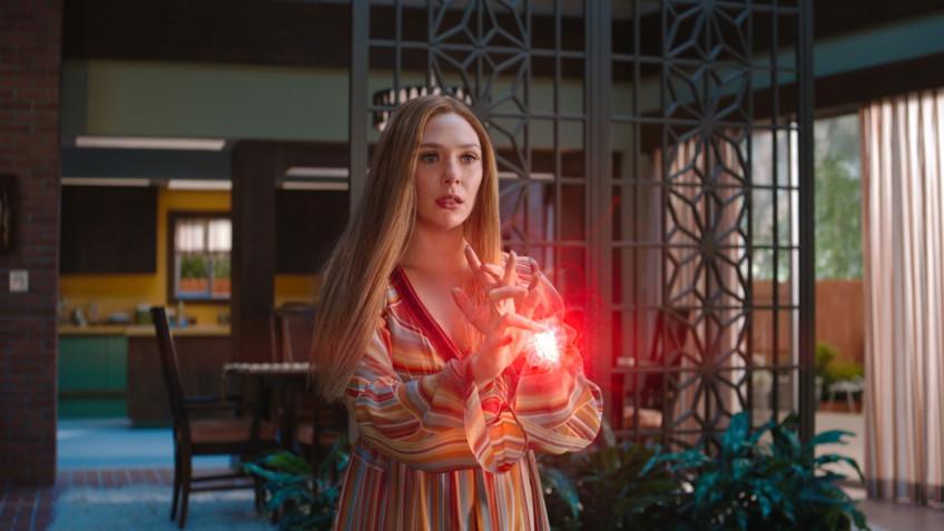 Элизабет Олсен намекнула на крупное камео в новых сериях «ВандаВижн»