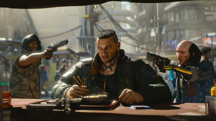 Бесплатное сюжетное DLC для Cyberpunk 2077 выйдет в начале 2021 года